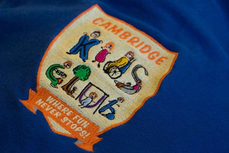 Cambridge Kids Club Badge